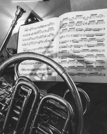 Horn Bach